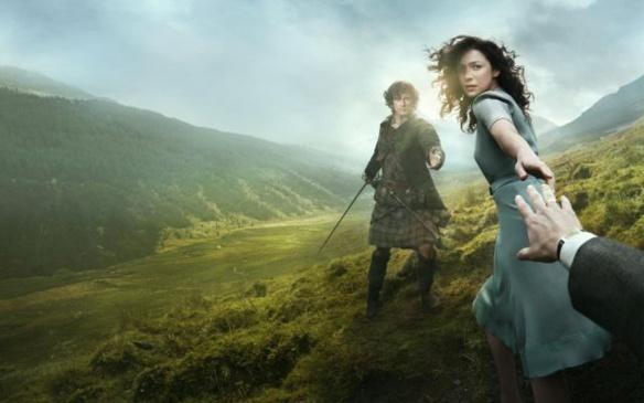 Outlander, la série de Ronald Moore. Puisqu'on est en Ecosse, on y parle comme les Ecossais (photo XDR)