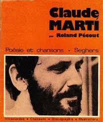"""Référence incontournable, artiste à l'oeuvre durable, Claude Marti -ici en 1980- doit son actualité au fait de remettre son pays, une """"périphérie"""", au centre du discours (photo XDR)"""