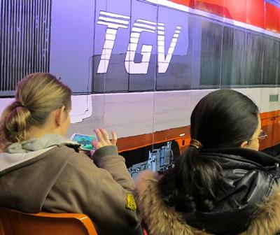 """Un TGV niçois nommé """"désir""""?"""