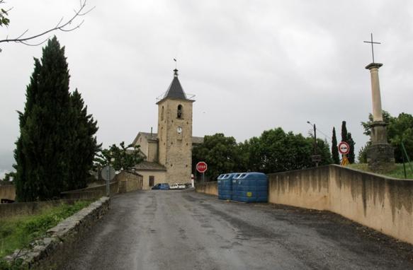 dix pour cent des migrants attendus en Provence iront à Champtercier où sept emplois seront créés, et où de bonnes volontés se font connaître (photo MN)
