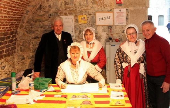 Lei Cigaloun Seignen organisent les Fèsto Calendalo (photo MN)