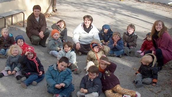 "Les calandrons de Gap ""apprennent bien l'occitan alpin"" souligne Bernat Vaton, le président de la Fédération Provençale des Calandretas (photo XDR)"