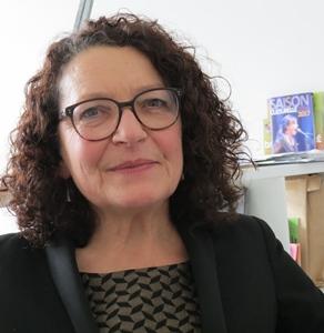 """Monique Ulpat, la directrice : """"Nous devons étoffer notre offre de livres en langue d'oc"""" (photo MN)"""