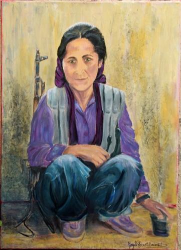 Frema Curda, per Magali Bizot-Dargent