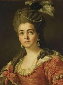 Marie-Josèphe La Guerre avait créé le rôle de Daphnis à Fontainebleau en 1754 (photo BNF DR)