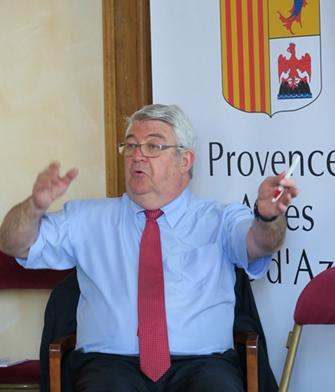 Le vice-président délégué de la Région souhaitera une troisième réunion, après l'été 2017 (photo MN)