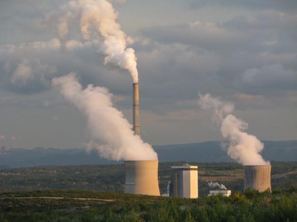 L'enquête d'utilité publique ne s'est intéressée qu'à l'impact de la centrale de Gardanne sur cinq communes, alors que la zone d'approvisionnement s'étend sur 400 km (Photo MN)