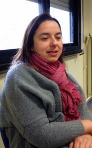 """Gersande Grasset : """"le bac, des études supérieures, un concours...et le vouloir vraiment"""""""