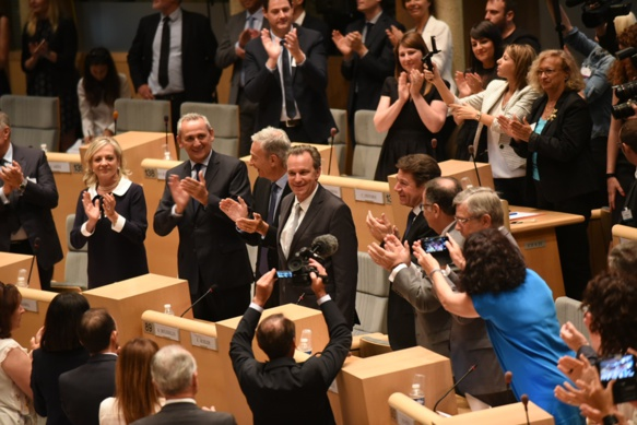 Renaud Muselier sotalinha son europeanisme