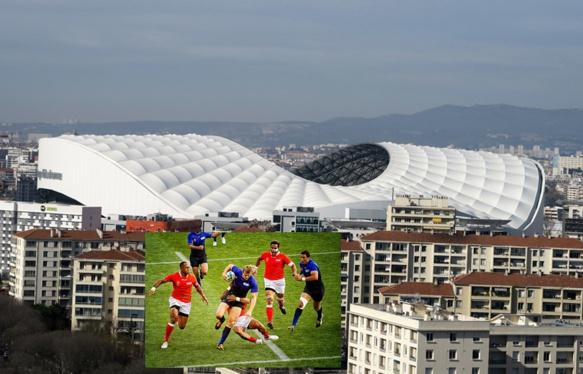 Le Stade Vélodrome de Marseille accueillera des matchs si la candidature française est retenue (photo MN + XDR)