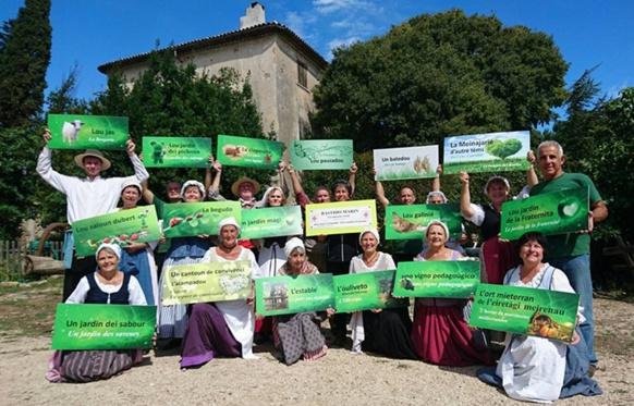 La Bastide Marin à La Ciotat, déjà haut lieu de la Romanité et du dialogue entre locuteurs post-latins (photo XDR)