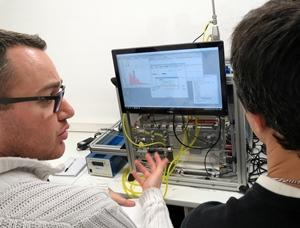 Depuis janvier 2017, Air Paca dispose d'appareils permettant de distinguer l'origine des particules fines. Ils ont permis de mettre en lumière la part importante des incendies de forêt dans la pollution atmosphérique de ces derniers jours à Marseille comme à Nice (photo MN)