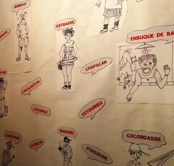Quelques expressions du français qui n'en est plus vraiment (phot CGC DR)