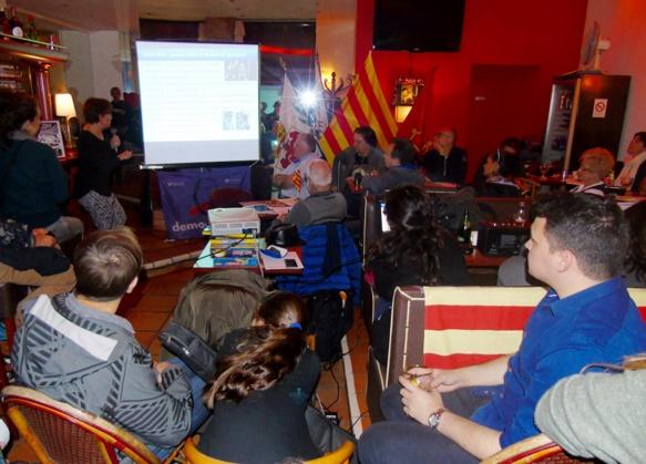 Une première initiative encourageante à Nice pour le Comité de Défense de la République (photo XDR)