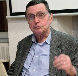 """En 2009 le socio-linguiste J-Cl. Bouvier avait présidé une commission régionale représentative pour conclure que le terme """"Provence"""" était le plus fédérateur tout en étant le seul véritablement conforme à l'histoire de la région (photo MN)"""