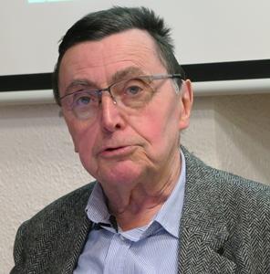 Jean-Claude Bouvier (photo MN)