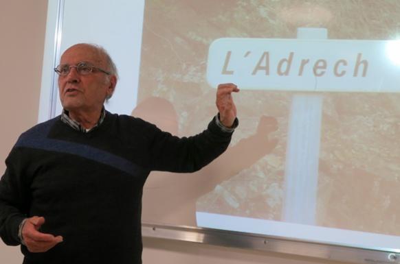 Gérard Tautil : avec la toponymie l'humanisme  s'oppose au « roman national »