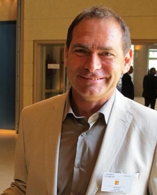 Bernard Jaussaud entendait l'occitan en famille, il cherchera à favoriser sa socialisation (photo MN)