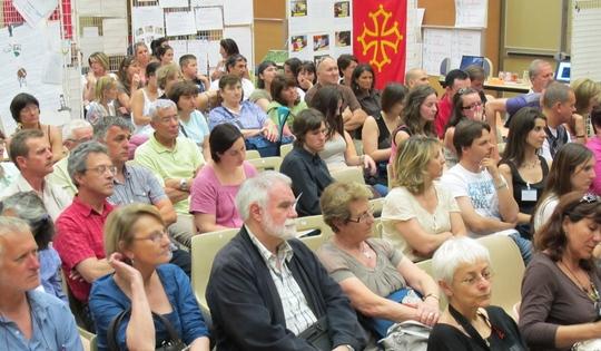26 mai 2010, journée académique de la langue régionale à Gardanne (13)
