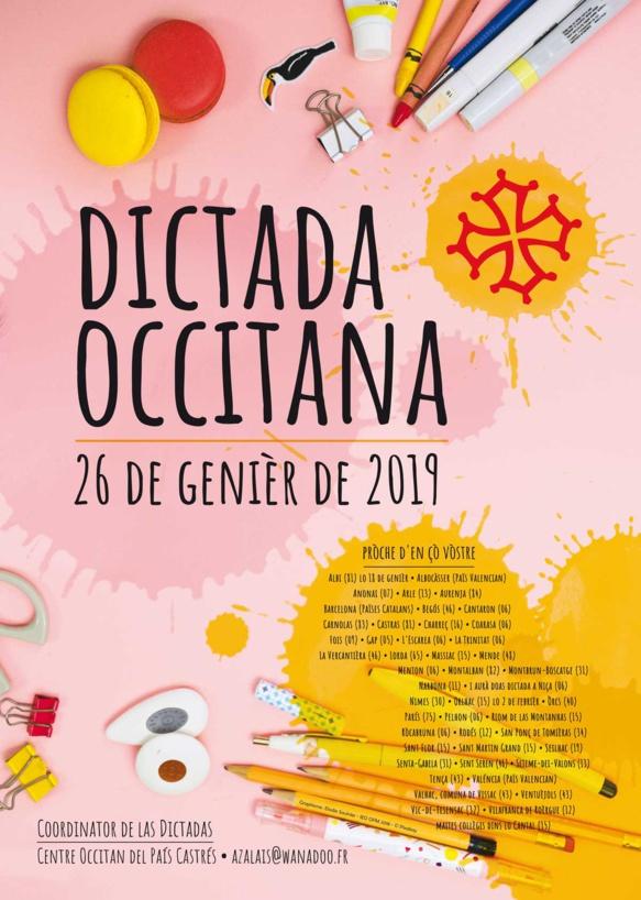 Quarante-six villes accueillent la Dictada Occitana ce samedi