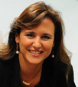La conseillère catalane déléguée à la Culture, Laura Borras (photo XDR)