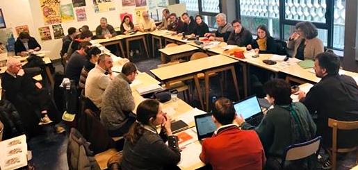 Samedi dernier à Montpellier, les enseignants se réunissaient, à la demande de la Felco (photo XDR)