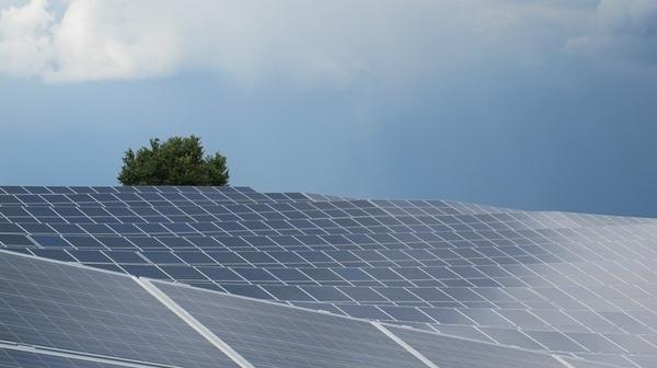 Le dernier grand parc photovoltaique de Provence ?