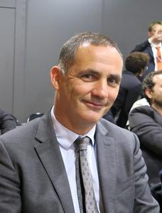 Gilles Siménoni, le président de l'Exécutif Corse a déjà fait voter un voeu pour une solution politique en Catalogne (photo MN)