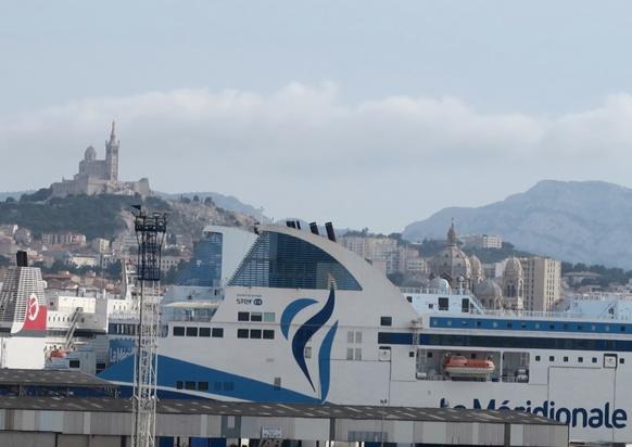 Même compagnie, même port, mais en 2018...Les quais ont été électrifiés (photo MN)