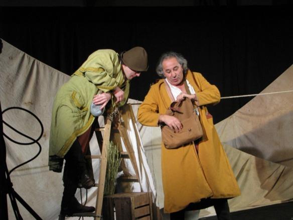 Lo bossut, du Teatre de La Rampa, où comment positiver le regard porté sur le différent (photo Archives MN)