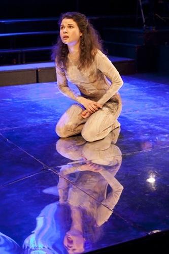 Dans le rôle d'Orphée (Alexis Grison Motus DR)