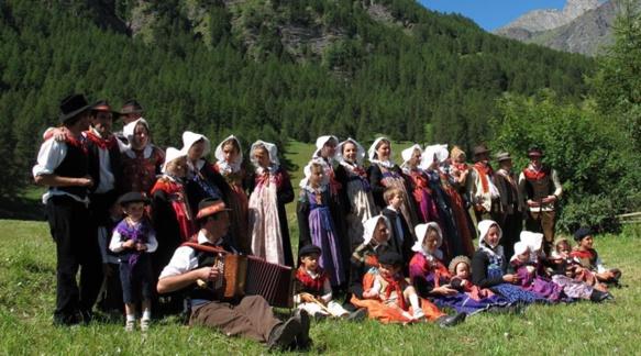 Ce musée rural occitan d'Italie, est le projet collectif des habitants de la Vau Varaita (photo CR DR)