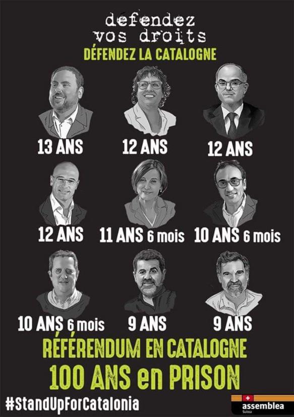 L'Union Européenne à l'épreuve de la Catalogne
