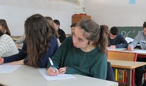 Cours d'occitan-langue d'oc à Nice. La belle vitalité peut être découragée par la réforme les lycées (photo MN)