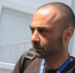 Arnaud Fromont au récent Bab el Med de Marseille