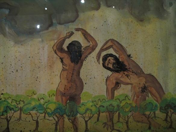 Les Géants de la Crau, vus par Enric Damòfli
