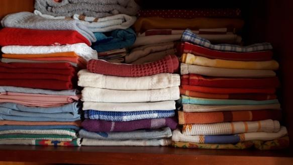 Toalhons, toalhas ...Sait-on jamais, ça peut servir (photo ET DR)