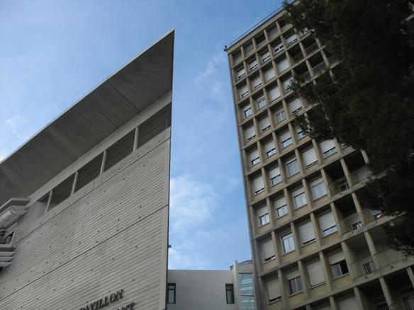 43 des 76 lits de soins aigus étaient occupés le 14 avril à l'Hôital Nord de Marseille (photo MN)