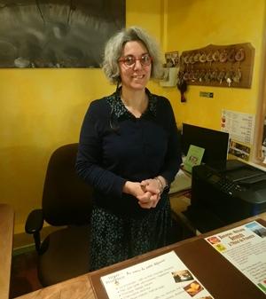 Anne a du temps, le confinement pour elle c'est imaginer un avenir plus coopératif, plus occitan aussi (photo XDR)