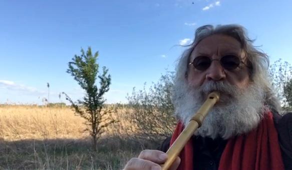 Sur le chemins hongrois Montanaro partage ses découvertes (photo MM DR)