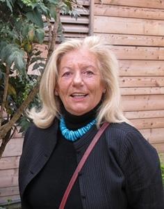 """Anne-Marie Duval : """"nous ne savions pas qu'en apportant l'eau nous apportions aussi le temps libre pour les femmes de la commune"""" (photo MN)"""