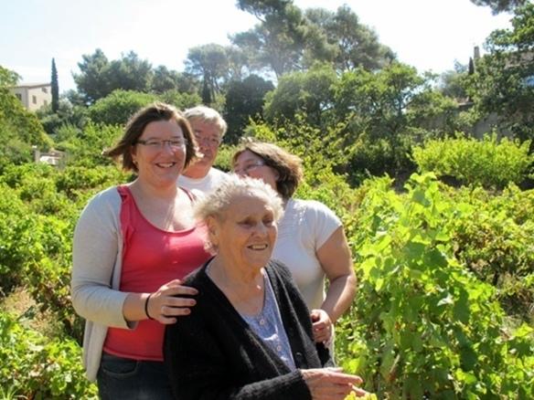 Si le vin ne se vend plus, il reste une occasion de faire la fête une fois l'an (photo MN)