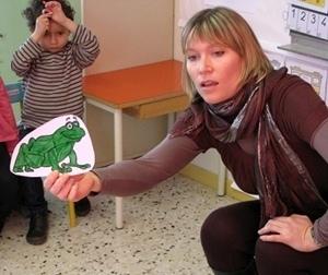 Les bourses doivent contribuer à satisfaire la demande d'occitan à l'école en Aquitaine (photo MN)