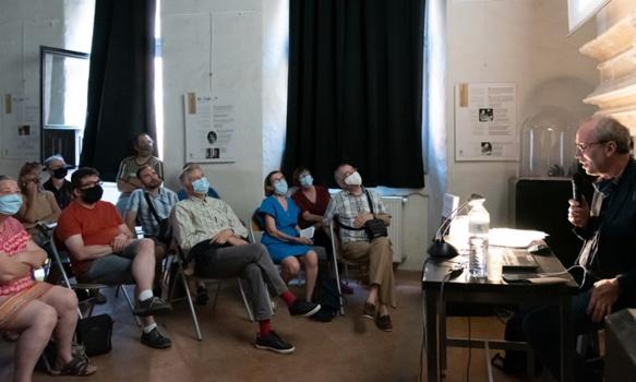 Le public était au rendez-vous, Ostal d'Occitania, le 11 juillet dernier (photo DM DR)