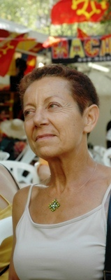 Miquèla Stenta a publié plusieurs ouvrages sur les valeurs de la société médiévale occitane (photo XDR)