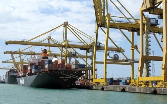 Le premier port méditerranéen d'Espagne ne reçoit pas le concours de l'Etat pour être relié au réseau ferroviaire à grande vitesse (photo MN)