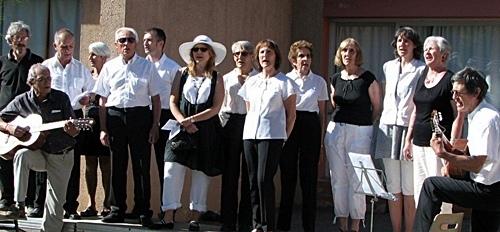 Lo Rescòntre Gapian chantera à Còr n' òc (photo XDR)