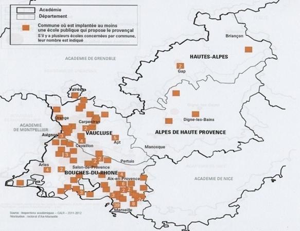Les Bouches-du-Rhône tirent les effectifs vers le haut mais ceux ci stagnent désormais (CALR DR)