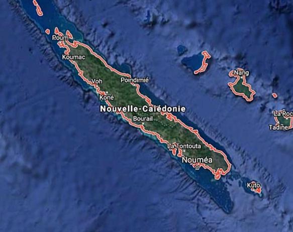 Pour ce second référendum prévu par les accords de Nouméa de 1998, la Région du Grand Nouméa a voté contre l'indépendance, le reste du pays, îles comprises, pour. (photo XDR)