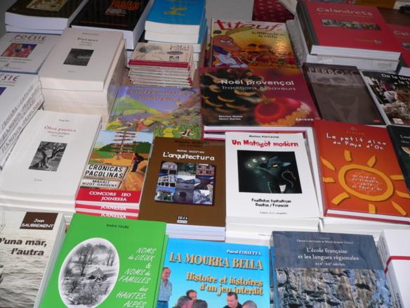 Espaci occitan de Gap : libres per las festas de Chalendas